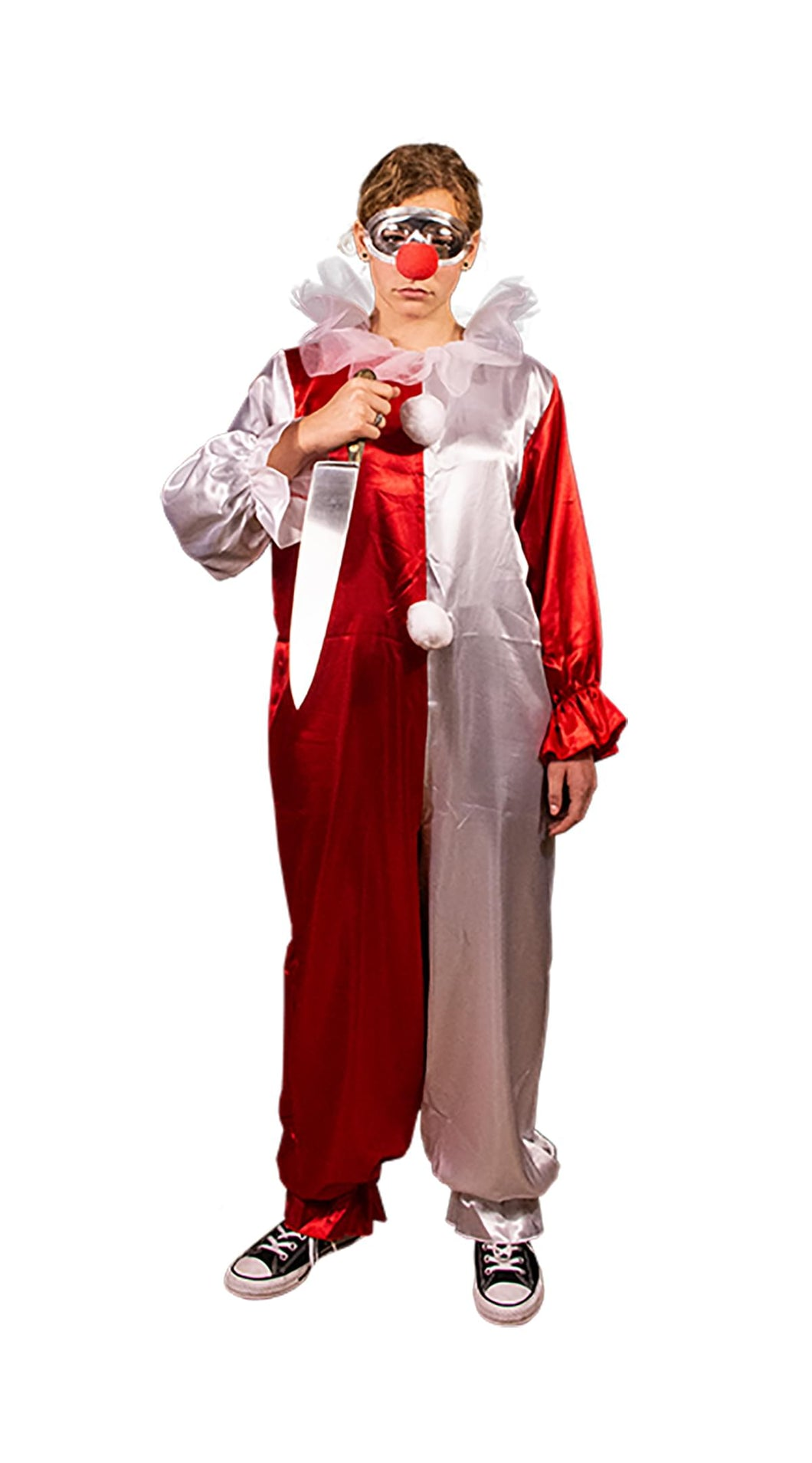 Halloween 4 Jamie Loyd Clown Costume with Mask | Adult One Size