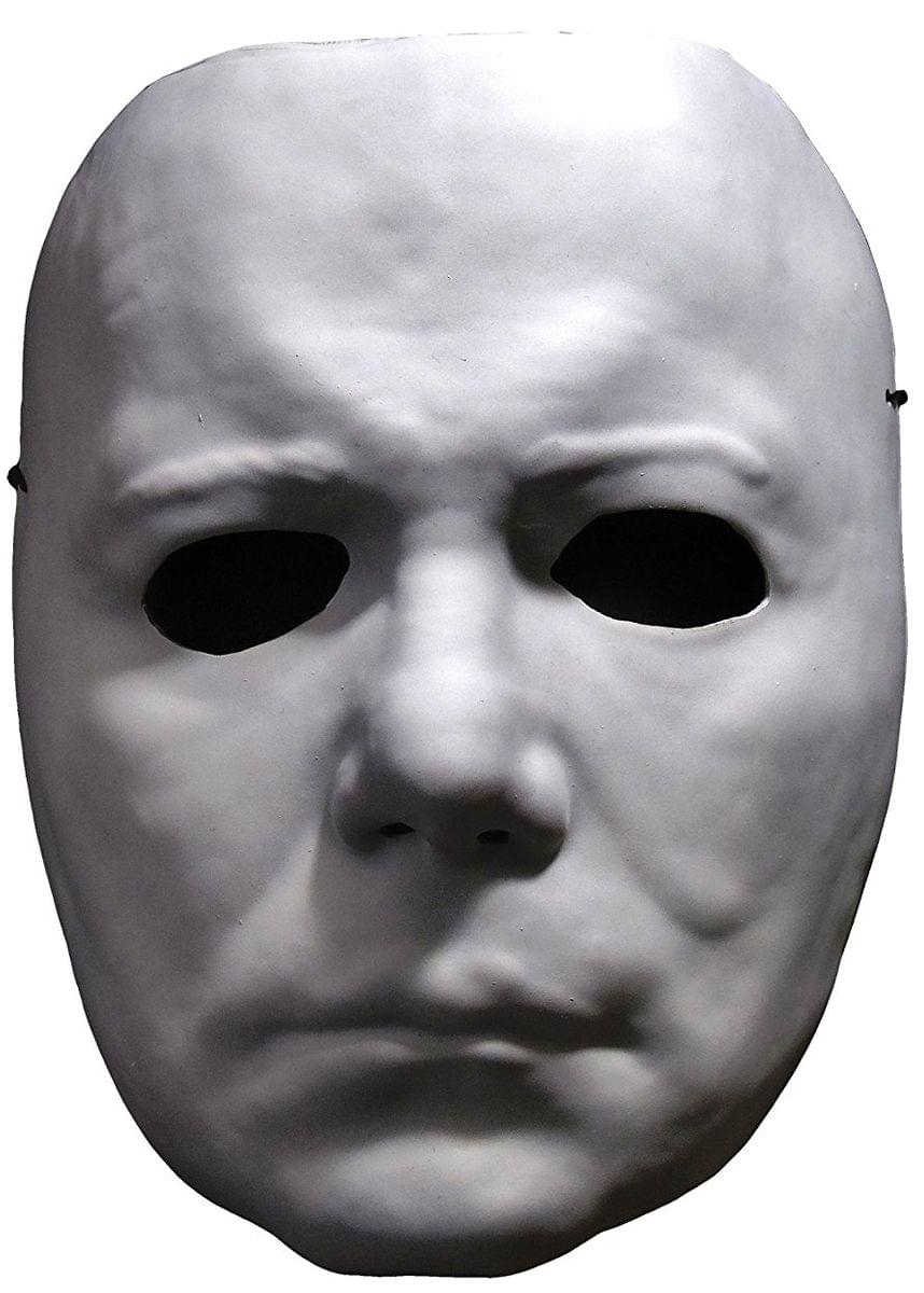 Halloween II Myers Vacuform Mask Costume Accessory