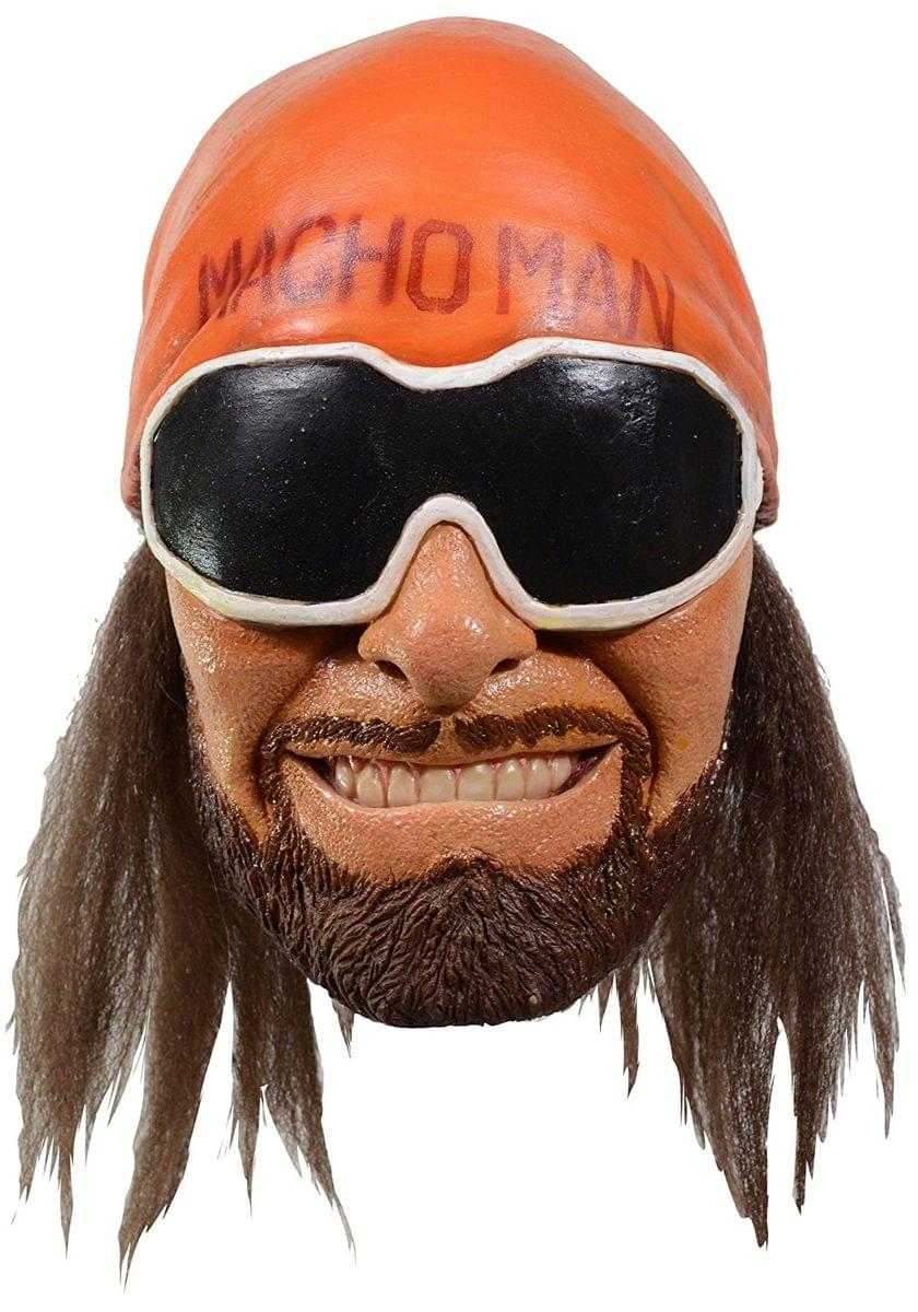 WWE Randy Macho Man Savage Costume Mask
