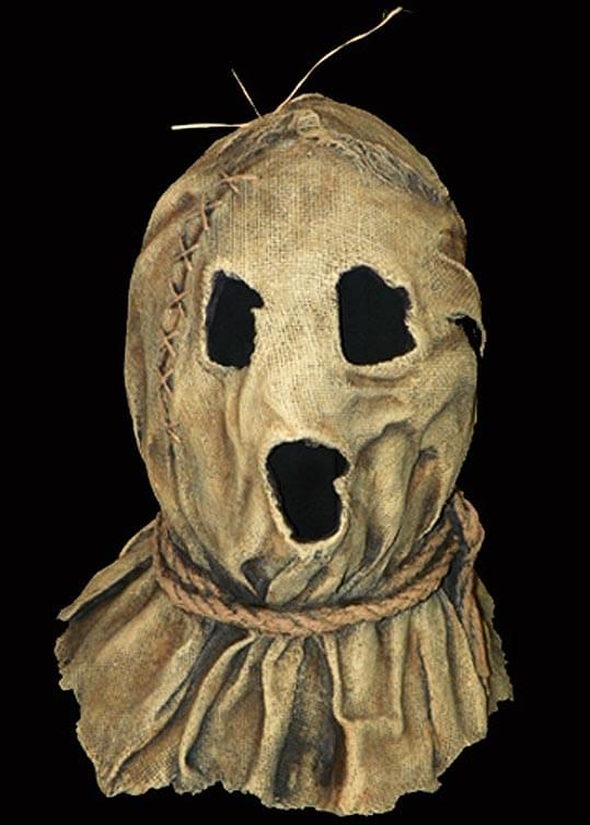 Dark Night of the Scarecrow Bubba Full Overhead Costume Mask Adult