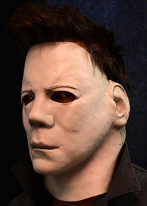 Halloween II Costume Face Half-Mask Adult