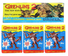 Load image into Gallery viewer, Gremlins 2 The New Batch Topps Trading Cards - 36 Packs