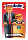 Garbage Pail Kids Disg-Race To The White House Trump Takeoff #55