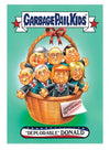 Garbage Pail Kids Disg-Race To The White House Deplorable Donald #67