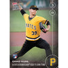 Pittsburgh Pirates, Chad Kuhl (RC) MLB 2016 Topps NOW Card 185