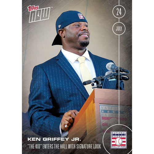 MLB Hall of Fame Ken Griffey Jr. #281 Topps NOW Trading Card