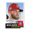 Washington Nationals #13 Bryce Harper MLB Topps Living Set Card