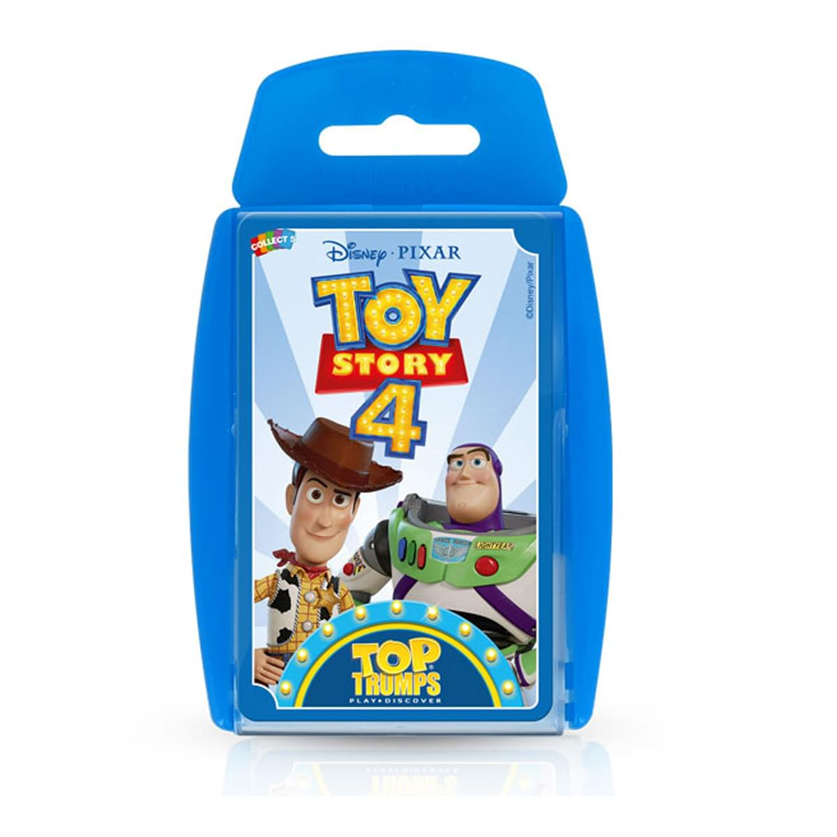 Disney Toy Story Top Trumps Card Game