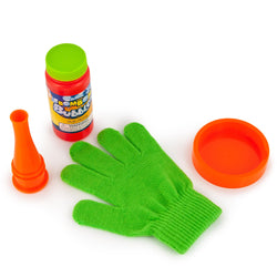 BomBom Bubbles Magic Gloves Pack | Create An Unpoppable Bubble Experience