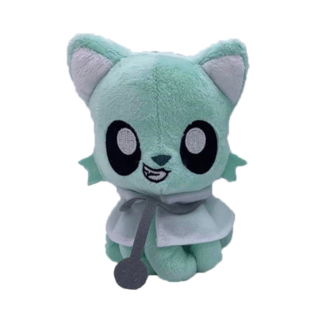 Tentacle Kitty First Responders & Essentials Little Ones Plush | Doc Kitty