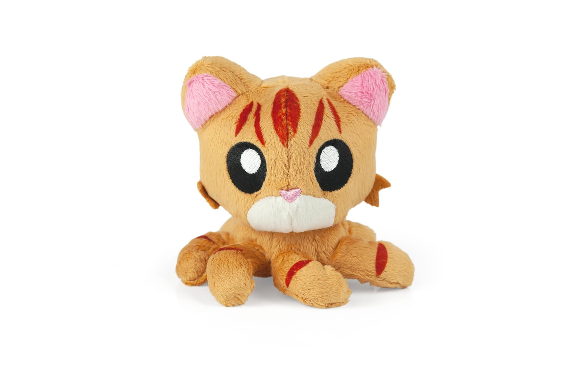 "Tentacle Kitty Little Ones 4"" Plush: Orange Tabby"