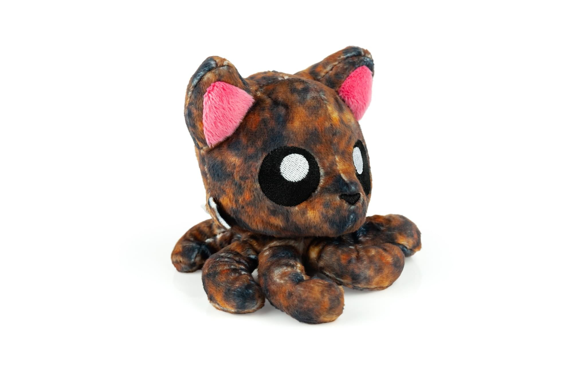 Tentacle Kitty Little Ones 4 Inch Plush Animal | Tortoise Shell