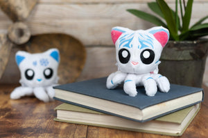 Tentacle Kitty Little Ones 4 Inch Plush Animal | Hunter
