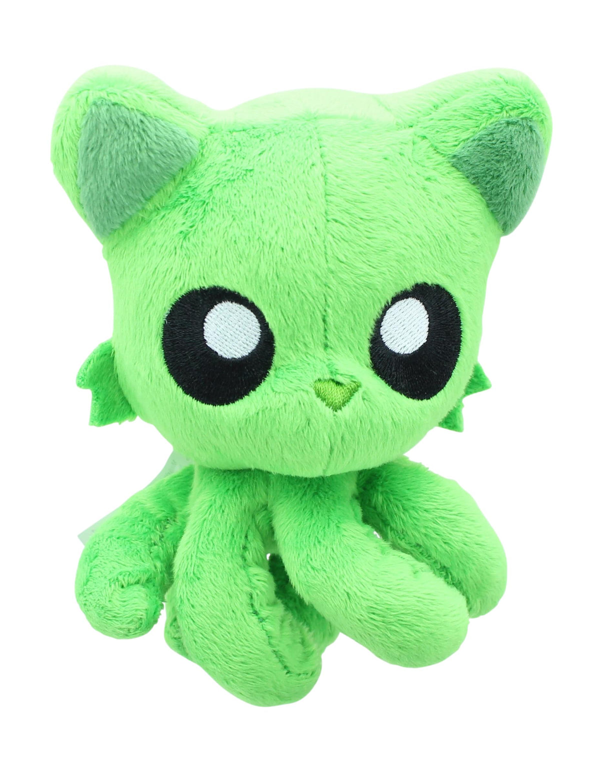 Tentacle Kitty Little Ones 4 Inch Plush | Green