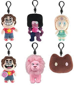Steven Universe Blind Box 3-Inch Plush Clip-On Set - 3 Random