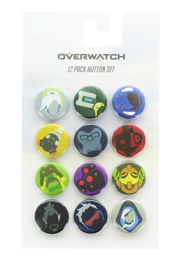 Overwatch LookSee Box | Includes 5 Themed Collectibles