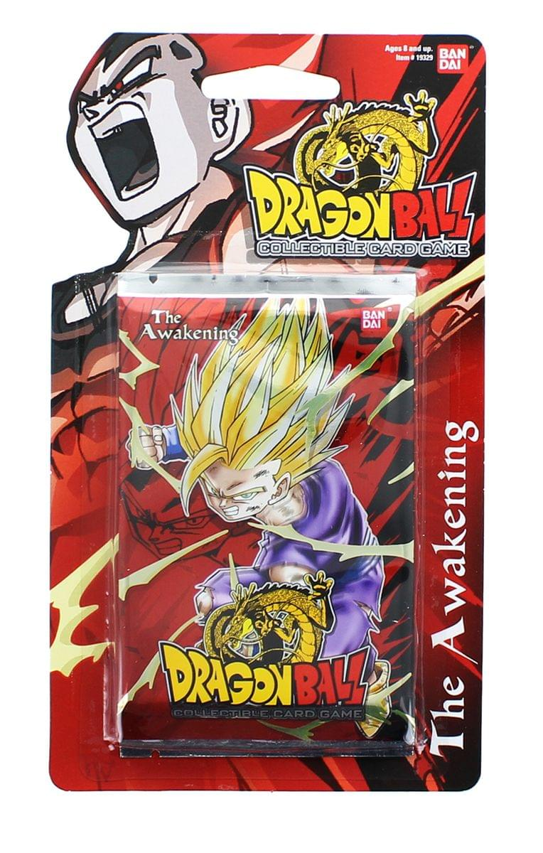 Dragon Ball Collectible Card Game The Awakening Booster Pack