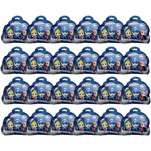 Mega Man Blind Bagged 2-Inch Figure Hanger Sealed Case of 24