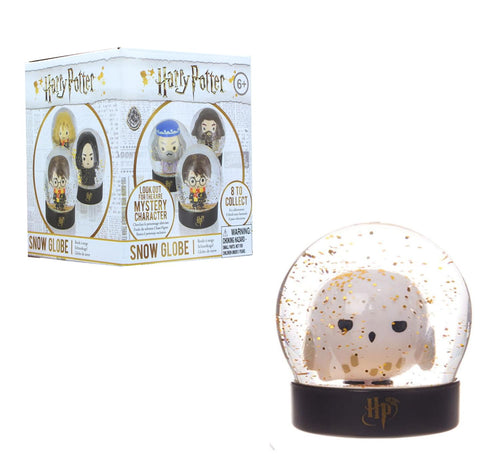 Harry Potter 3 Inch Mini Snow Globe | Hedwig