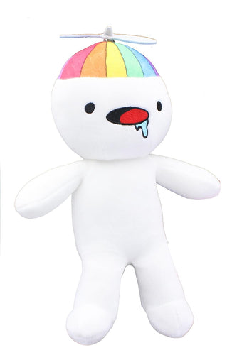 The Odd 1s Out 8 Inch Full Body Plush | James With Beanie