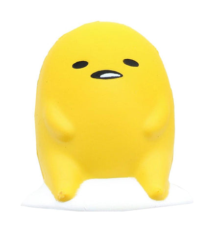 Gudetama the Lazy Egg Blind Bagged SquishMe Toy - One Random