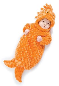 Gold Fish Infant Bunting Costume