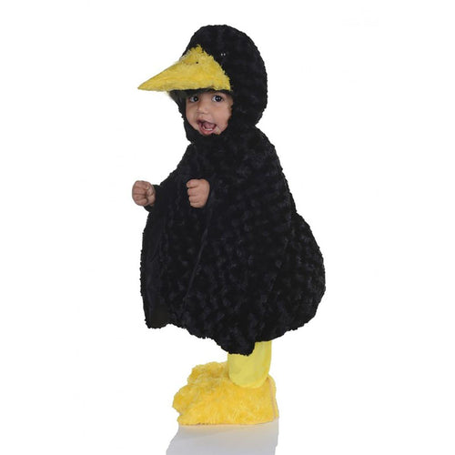 Black Crow Belly Babies Toddler Costume