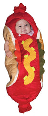 Lil' Hot Dog Infant Bunting Costume
