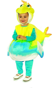 Splash and Bubbles Splash Belly Baby Toddler Costume