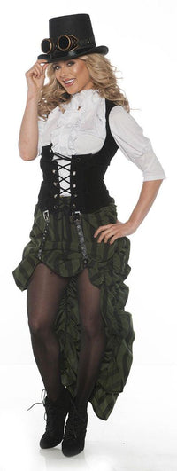 Steam Punk Women's Adult Costume