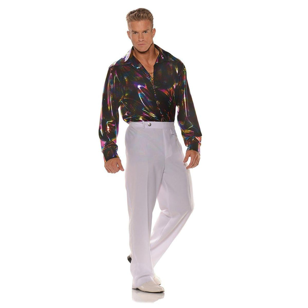 Disco Fever Male Costume Shirt