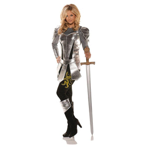 A Knight To Remember Women's Costume: Small