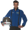 Blue Space Teen/Adult Costume Jacket, One Size