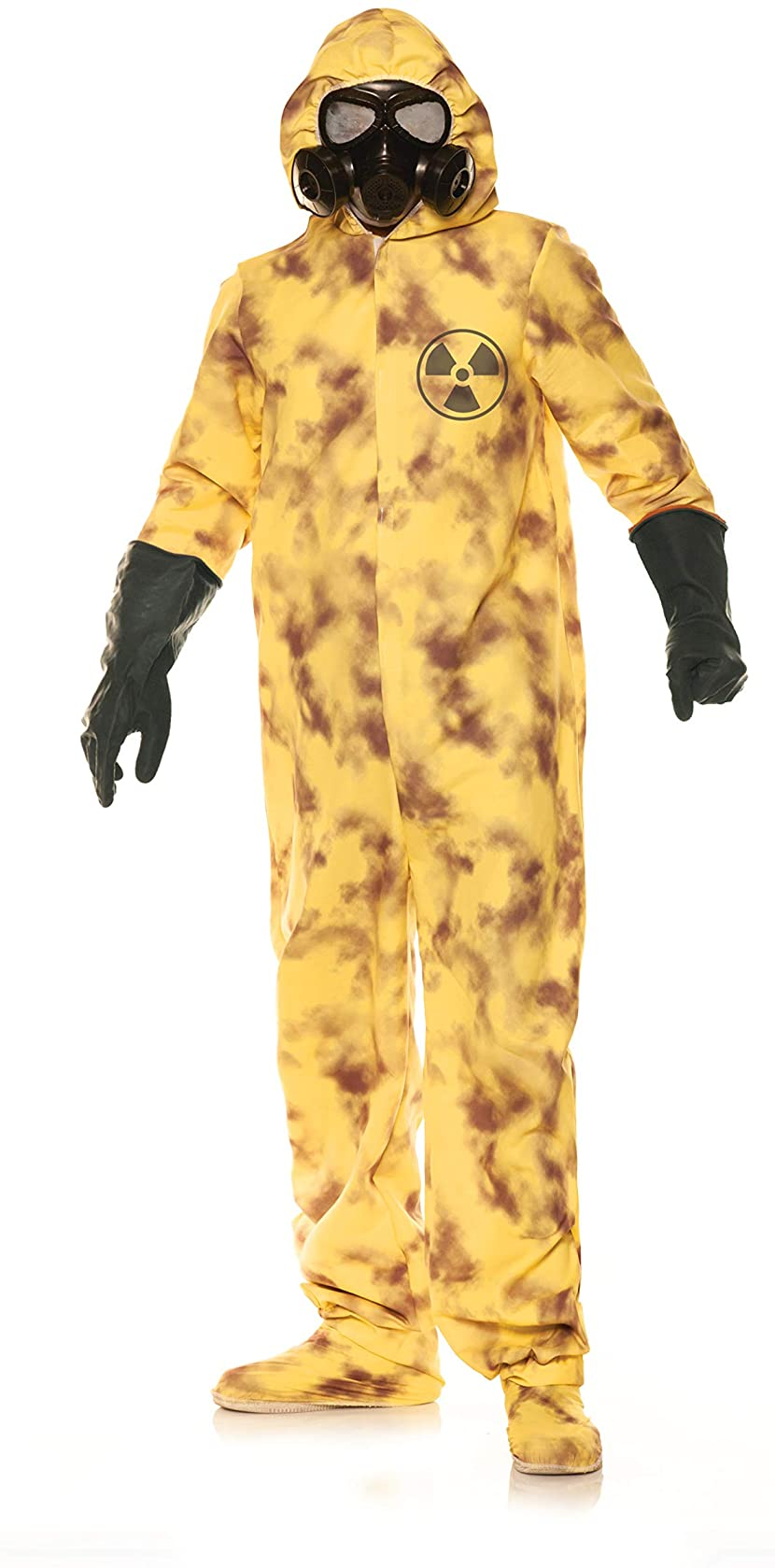 Men's Hazmat Costume Jumpsuit | XX- Large