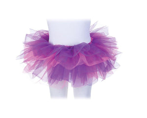 Tutu Costume Accessory Child: Pink & Purple