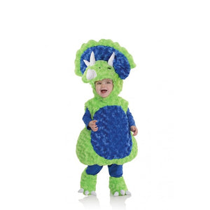 Belly Babies Triceratops Dinosaur Plush Child Toddler Costume
