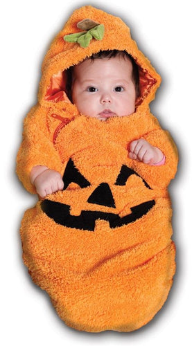Pumpkin Bunting Costume Infant