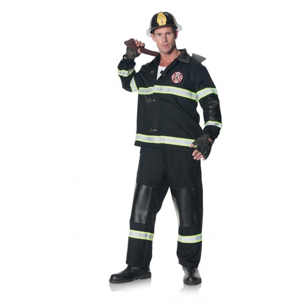 Fireman Rescuer Adult Costume
