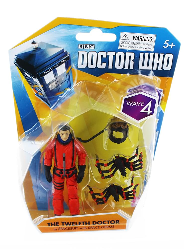 The Twelfth Doctor in Spacesuit with Space Germs mIaStaf7