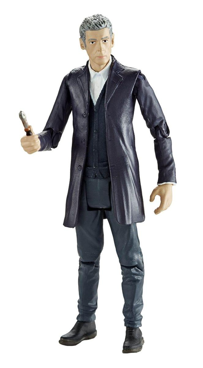 "Doctor Who Wave 3 3.75"" Action Figure Twelfth Doctor"