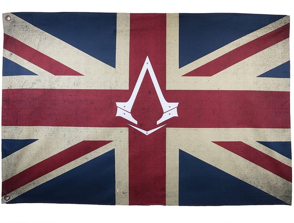 Assassin's Creed: Syndicate British Union Jack Flag