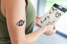 Load image into Gallery viewer, The Mortal Instruments City Of Bones Tatoos Battle Runes 8 Pack