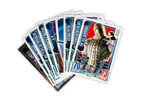 Doctor Who Alien Attax 50th Anniversary Edition Topps Booster Pack Trading Cards