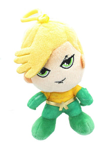 DC Comics Heroez Clipz 4 Inch Collectible Mini Plush - Aquaman