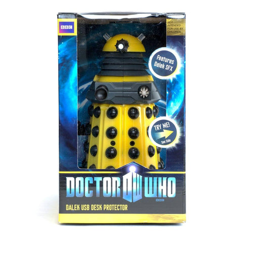 Doctor Who Yellow Dalek 8