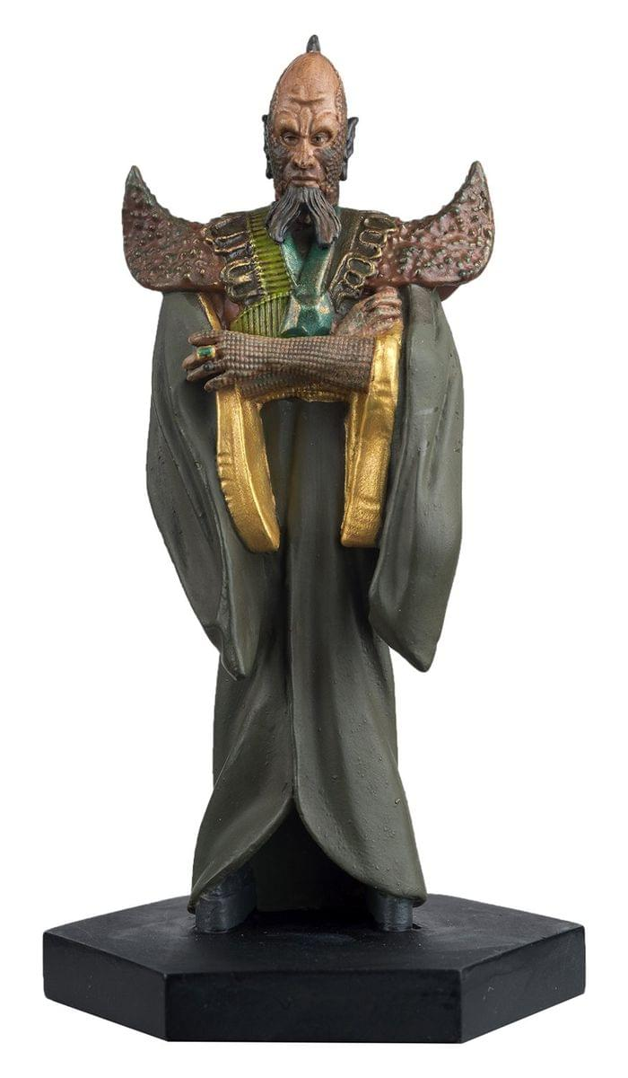 "Doctor Who Draconian 4"" Resin Collectible Figure"