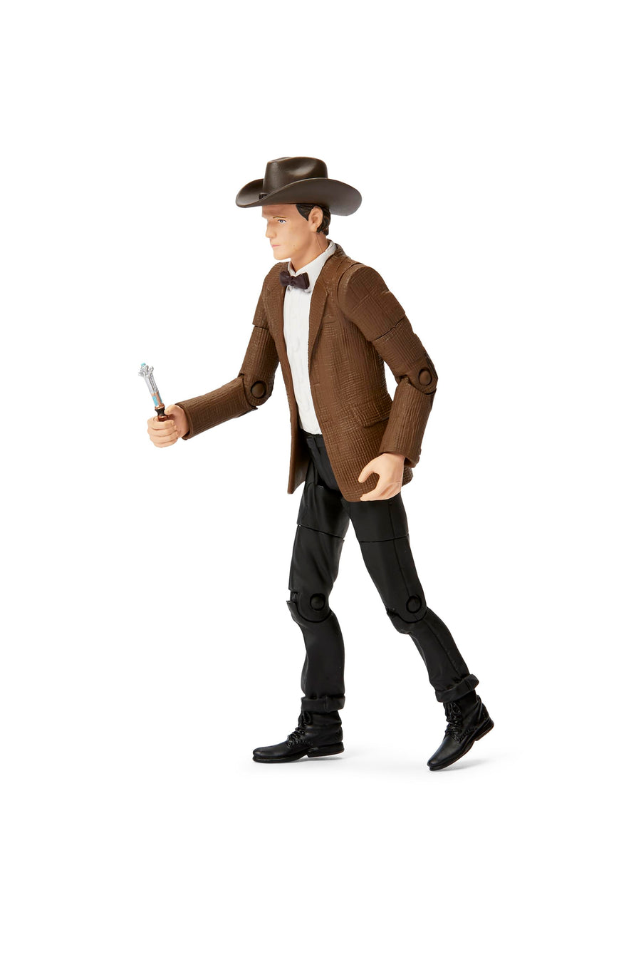 "Doctor Who 11th Doctor in Cowboy Hat 5.5"" Action Figure"