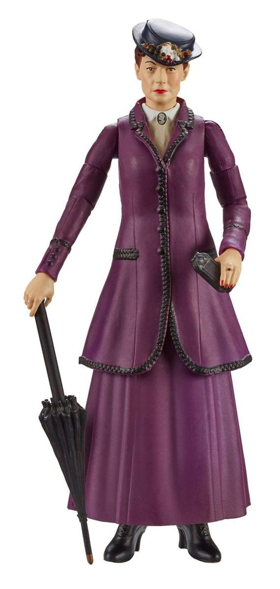 Doctor Who Missy Bright Purple Dress 5.5