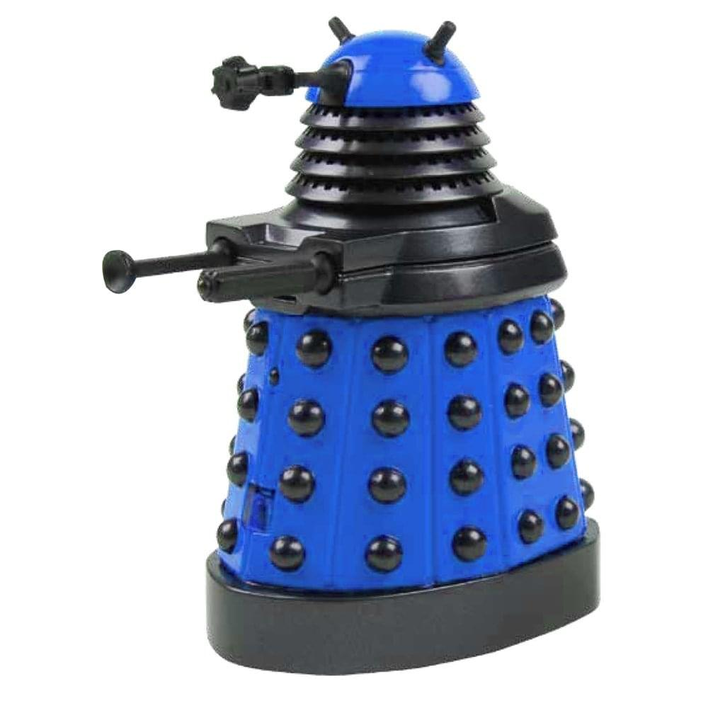 "Doctor Who Blue Dalek 4"" USB Desktop Patrol Figure"