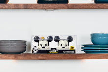 Load image into Gallery viewer, Disney Mickey Mouse & Minnie Mouse Salt & Pepper Shaker Set | Ceramic Shakers